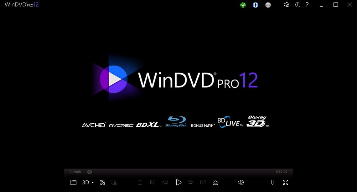 WinDVD – плеер для просмотра видеоконтента в DVD-формате