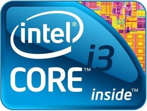 Процессоры Intel Core i3, Intel Core i5, Intel Core i7.