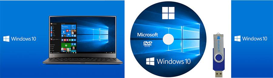 Как установить Windows 10?